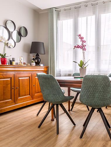 Eva Ivos Ste Geneviève des bois salon-table-a-manger-design