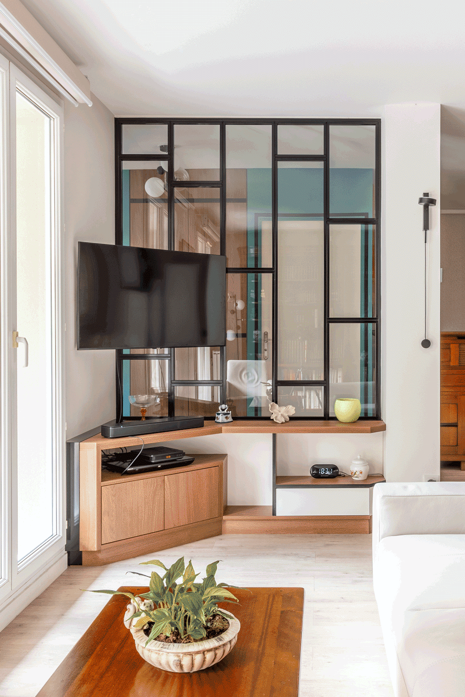 Une maison lumineuse valorisant les volumes - Draveil 91